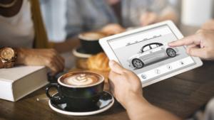 Vente Automobile Connectée
